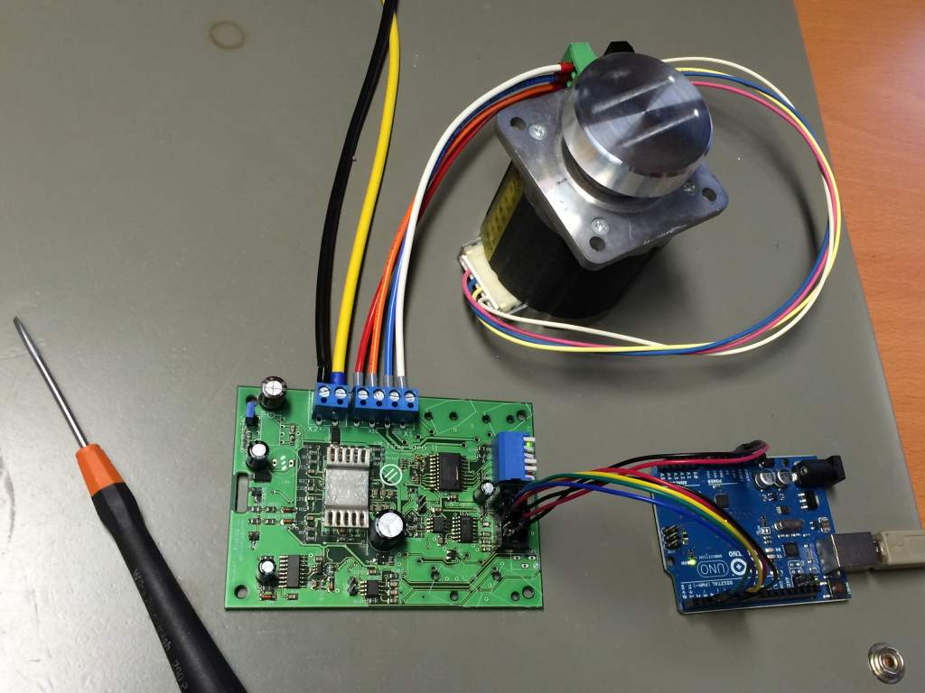 Ansteuern von Schrittmotoren mit Arduino - SCHRITTMOTOR-BLOG DIPL ...