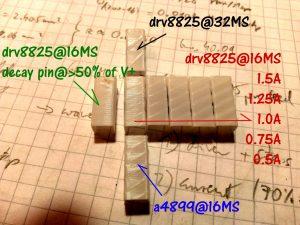 Durch Mikroschritt-Abweichungen verursachte Artefakte beim 3D-Druck [Quelle: Reprap-Forum, user